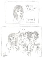 OZian Confusion by Umbravulpes