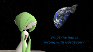 What the hell is wrong with Gardevoir? by AtomicLugia
