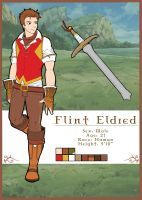 OC: Flint Eldred by Tee-J