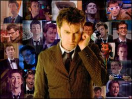 10th Doctor by Amrinalc