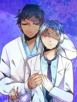 Aokuro by mo-nochrome