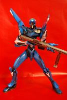 EVA 00. by animeartist2007