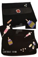 Mom's Laptop Bag by little-chii