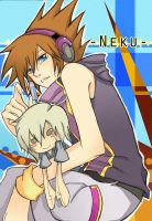 ::Neku::A collab with Lex by ayexist