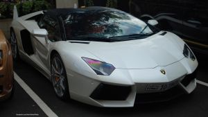Lamborghini Aventador LP700-4 Roadster by ShadowPhotography