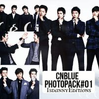 CNBlue - PHOTOPACK#01 by JeffvinyTwilight