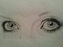 My Girlfriend's Eyes by Parabola1982