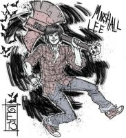 FAF: Marshall Lee by seanrandolph