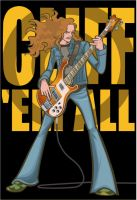 Cliff Burton6 by geum-ja1971