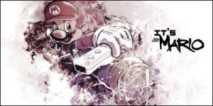 it's mario by tm-gfx