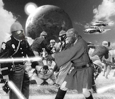John Lewis March to Selma by Garveate