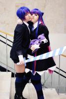 Panty and Stocking: Stocking Pair by ennfranco