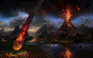eruption by Fel-X