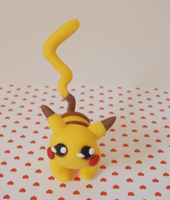 Pikachu by FairysLiveHere