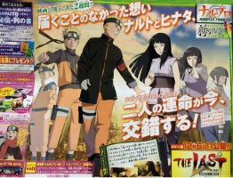 The Last: Naruto the Movie: New Visual by Blueskys33