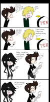 MCR: You drive me crazy :D by gossipgirl15