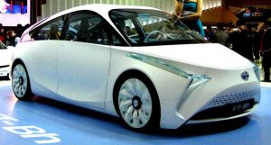 Toyota FT-Bh Concept by toyonda