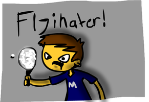 New Animation Title Card Fly Inator by macslife
