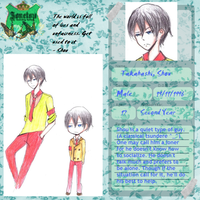 Jonetsu High Application Form~ by diabolico0anghel