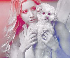 Ashley Tisdale n Maui by Sweet-Tizdale