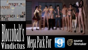 Bloocobalt's Vindictus Mega Pack For GMod And SFM by Rastifan