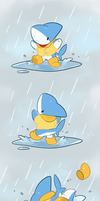 Puddle by 0Vress0