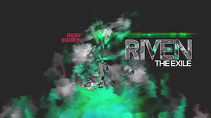 Thug Riven Background [1920x1080] by jomzypuff