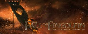 The Fall of Fingolfin - Teaser Poster #2 by Breogan