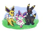 Eevees for everybody by bugbyte