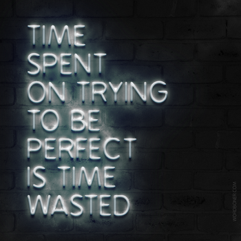 Time Wasted by WRDBNR