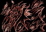 Dragons Scetches =) by IsakiYukihara