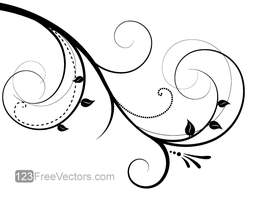 Floral Design by 123freevectors