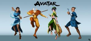 Team Avatar by RisQ55