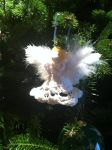 Angel Ornament by Pnkfaerie