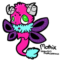 Mothix Auction CLOSED by turtle9334
