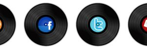 Record Icons by Jolinnar