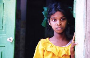 Orphan Girl by copywritrix