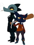 Mae and Bea by ss2sonic