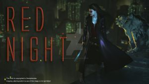 Red Night by 3D-Fantasy-Art