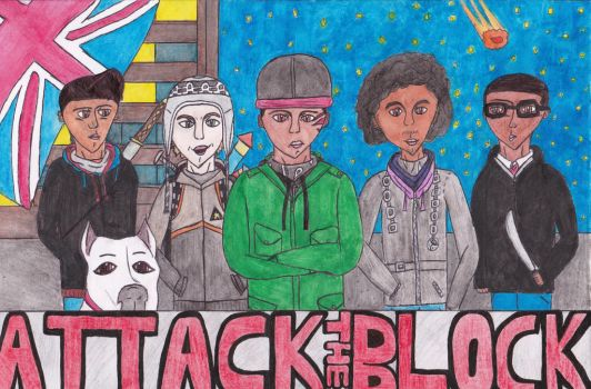 Attack the Block by yuki-pop