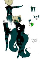 Tailbone Coloured by Jellygay