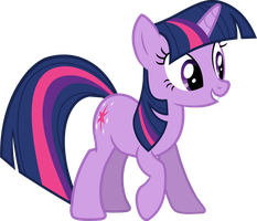 Twilight Sparkle by Awesomepegasi