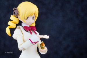 [figma ] Mami Tomoe: School Uniform ver. (2_1) by wata1219