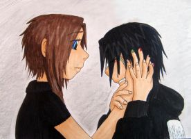 KxK - Don't cry by MangaX3me