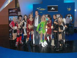 GCO09 Cosplay and Boothbabes by SirTobbii