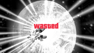 Sonic Adventure 2 - Wasted by MGX94