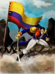 El Libertador by Madboy-Art