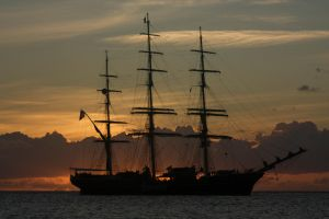 Stad Amsterdam - Martinique by Abylone