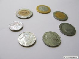 Algerian coins 2 by mascara84