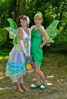 Tinkerbell and Primrose by AriadneEvans